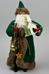 Дед мороз ретро дизайнерский Creative Co