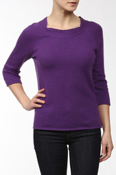 Пуловер вязаный Armani Collezioni