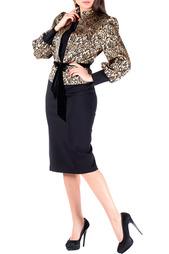 Жакет с платьем Sonett