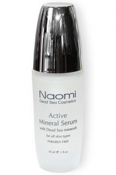 Активная минеральная сыворотка Naomi