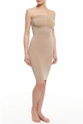 Декольтированное платье Julie France