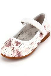Туфли Зебра