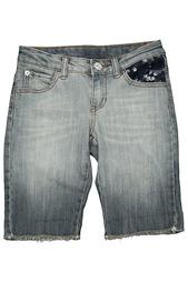 Бермуды джинсовые Mek