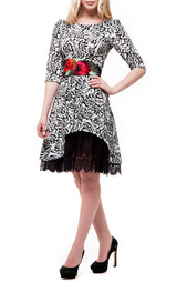 Платье Yukostyle