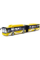 Автобус Городской ин. 1:43 MAN Пламенный Мотор