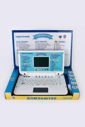 Компьютер русско-английский Наша Игрушка