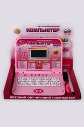 Компьютер эл., рус-англ., 35 ф Наша Игрушка