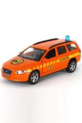 Машина Volvo Техпомощь 1:43 Пламенный Мотор