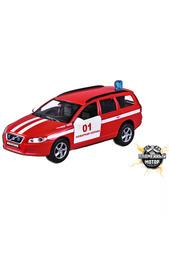 Машина Пожарная охрана 1:43 Пламенный Мотор