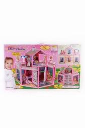 Дом для кукол Наша Игрушка
