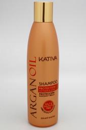 Увлажняющий шампунь Kativa