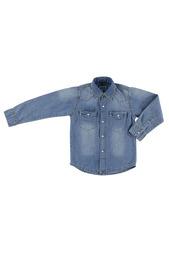 Сорочка джинсовая IDO