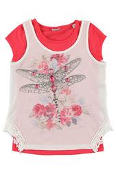 Комплект: майка, футболка Sarabanda