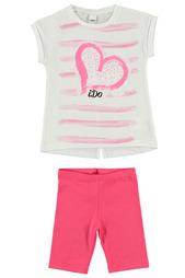 Комплект: футболка, леггинсы IDO