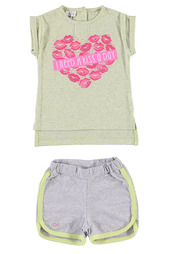 Комплект: футболка, шорты IDO