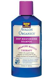 Глубоко увлажняющий шампунь Avalon Organics