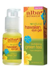 Гель вокруг глаз Зеленый чай Alba Botanica