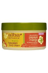 Крем для тела с папайей Alba Botanica