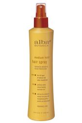 Лак для волос средней фиксации Alba Botanica