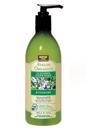 Глицериновое мыло для рук Avalon Organics