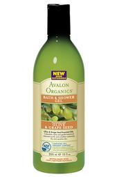 Гель для ванны и душа Avalon Organics