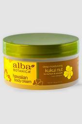 Крем для тела с орехом кукуи Alba Botanica