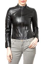 Кожаная куртка Mondial