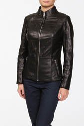 Куртка кожаная (двухсторонняя) Mondial