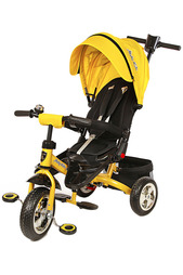 Трехколесный велосипед Moby Kids