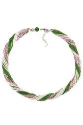 Бисерное ожерелье Bottega Murano