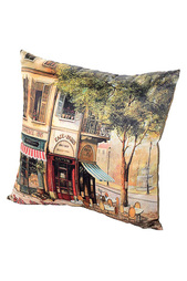 Подушка Парижское Кафе Gift'n'home