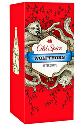 Лосьон после бритья Wolfthorn OLD Spice