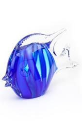 Статуэтка Рыбка синяя h-13 Home Visage