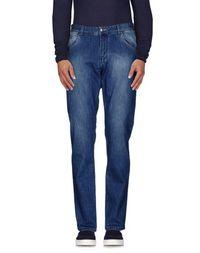 Джинсовые брюки 4/10 Four.Ten Industry