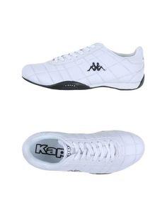 Низкие кеды и кроссовки Kappa