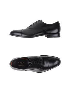 Обувь на шнурках Hdsn Baracco