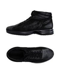 Высокие кеды и кроссовки Hogan BY Karl Lagerfeld