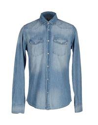 Джинсовая рубашка Clark Jeans