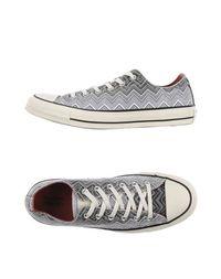 Низкие кеды и кроссовки Converse ALL Star Missoni