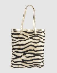 Большая сумка из текстиля Just Cavalli