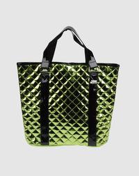 Большая сумка из текстиля Miss Sixty