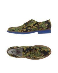 Обувь на шнурках DEL Toro