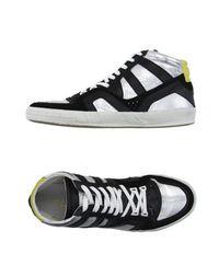 Высокие кеды и кроссовки Serafini Sport