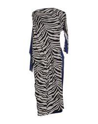 Платье длиной 3/4 Emanuel Ungaro