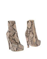Бежевые Полусапоги и высокие ботинки Stella Mccartney