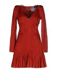 Короткое платье Herve' L. Leroux