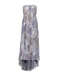 Платье длиной 3/4 Badgley Mischka