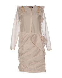 Короткое платье Burberry Prorsum