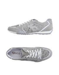 Низкие кеды и кроссовки Igi&;Co