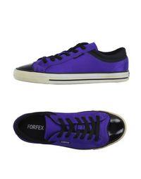 Низкие кеды и кроссовки Forfex
